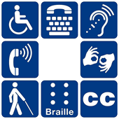 Auxiliary Aids services for Deaf, Hard of Hearing and Interpreters